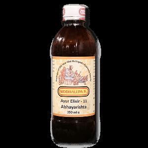 Ayur Elixir - Abhayarishta