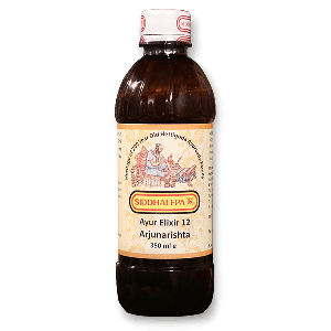 Ayur Elixir - Arjunarishta