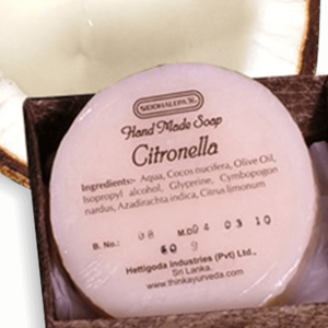 Hand Made Soap - Citronella