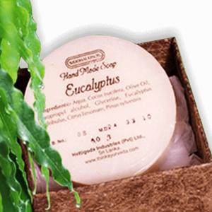 Hand Made Soap - Eucalyptus
