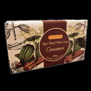 Hand Made Soap - Cinnamon 100g