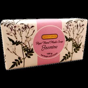 Hand Made Soap - Jasmine 100g