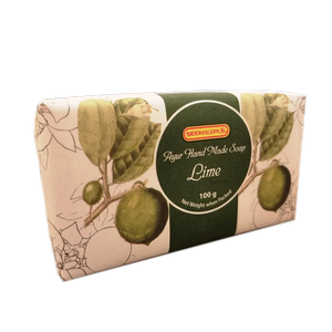 Hand Made Soap - Lime 100g