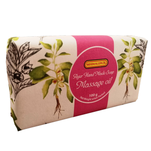 Hand Made Soap - Massage Oil 100g