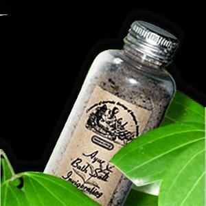 Ayur Bath Salt - Invigorating (get 2 Siddhalepa Ayurveda Tea Bags free)