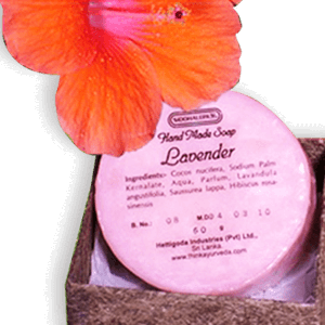 Hand Made Soap - Lavender