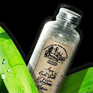 Ayur Bath Salt - Refreshing (get 2 Siddhalepa Ayurveda Tea Bags free)