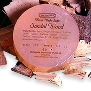 Hand Made Soap - Red Sandalwood
