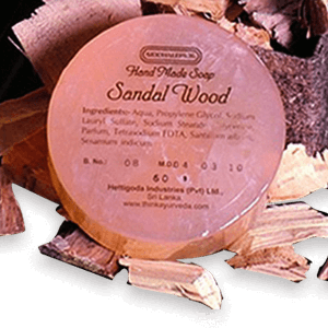 Hand Made Soap - Sandalwood