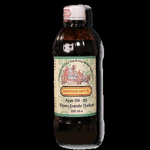 Vishnu Eranda Oil