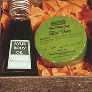 Ayur Body Set - Moisturising