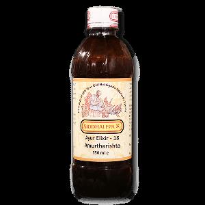 Ayur Elixir - Amurtharishta