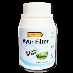 Ayur Filter Capsules