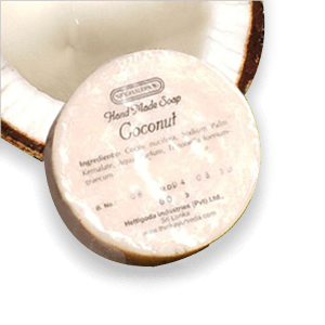 Hand Made Soap - Coconut