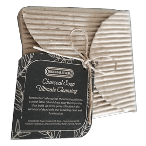 Hand Made Charcoal Soap - Ultimate Cleansing 120g