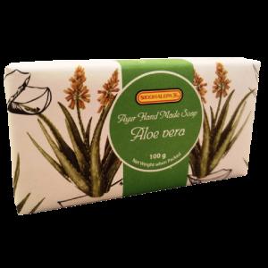 Hand Made Soap Aloe Vera 100g