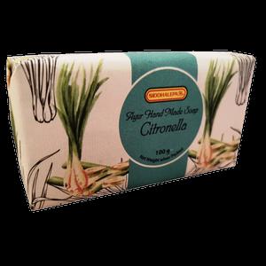 Hand Made Soap - Citronella 100g