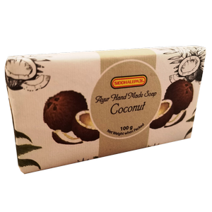 Hand Made Soap - Coconut 100g
