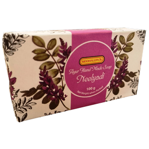 Hand Made Soap - Neelyadi 100g
