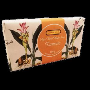 Hand Made Soap - Turmeric 100g