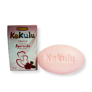 Kekulu Soap - Hibiscuss 70g
