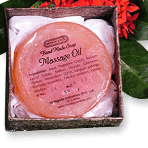Hand Made Soap - Massage Oil