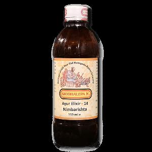 Ayur Elixir - Nimbarishta