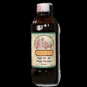 Pinda Oil