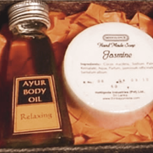 Ayur Body Set - Relaxing