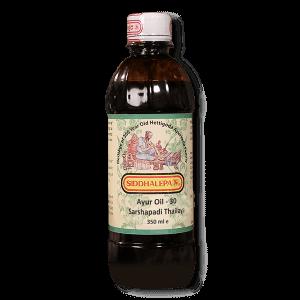 Sarshapadi Oil