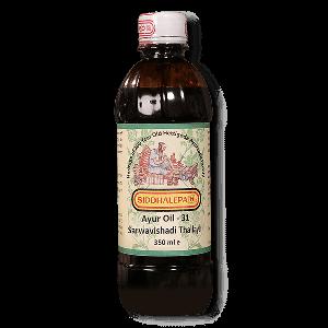 Sarwavishadi Oil