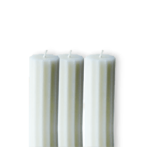 Scented Long Stripped Candle