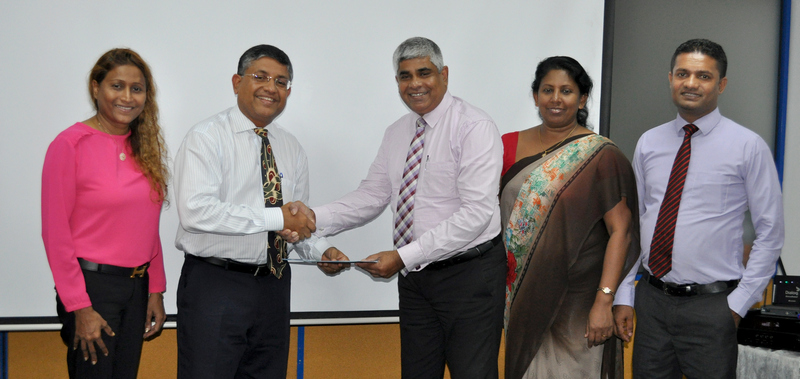 """Siddhalepa Ayurveda Hospital partners with NITF to offer special services to """"Agrahara"""" beneficiaries 1"""